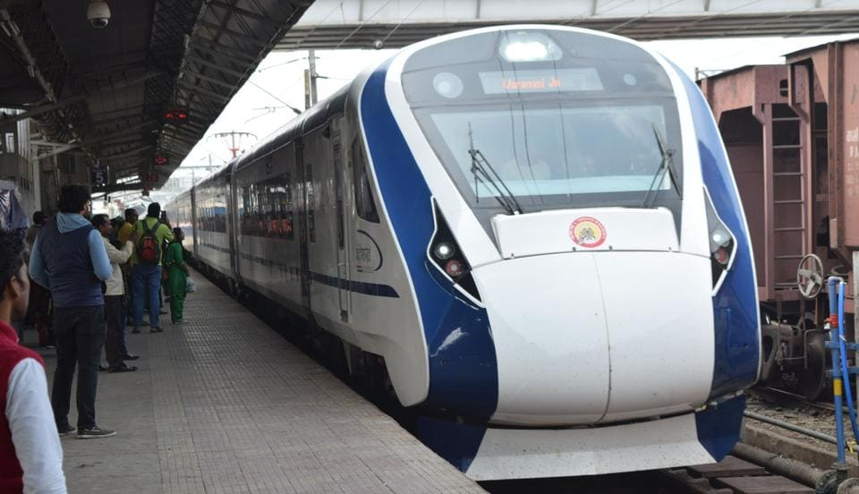 Train 18 will resemble Shatabdi trains and the routes under consideration are via Pune/Daund or via Manmad railway stations.