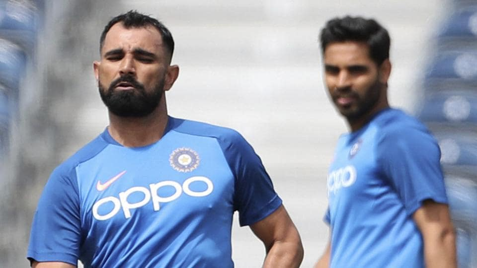 India vs West Indies,ICC World Cup 2019,Mohammed Shami