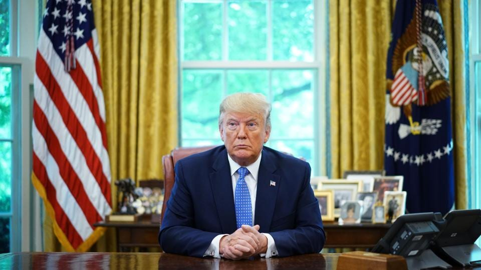 Much of the fear for democracy's future centres on hardening international attitudes toward Donald Trump and the United States