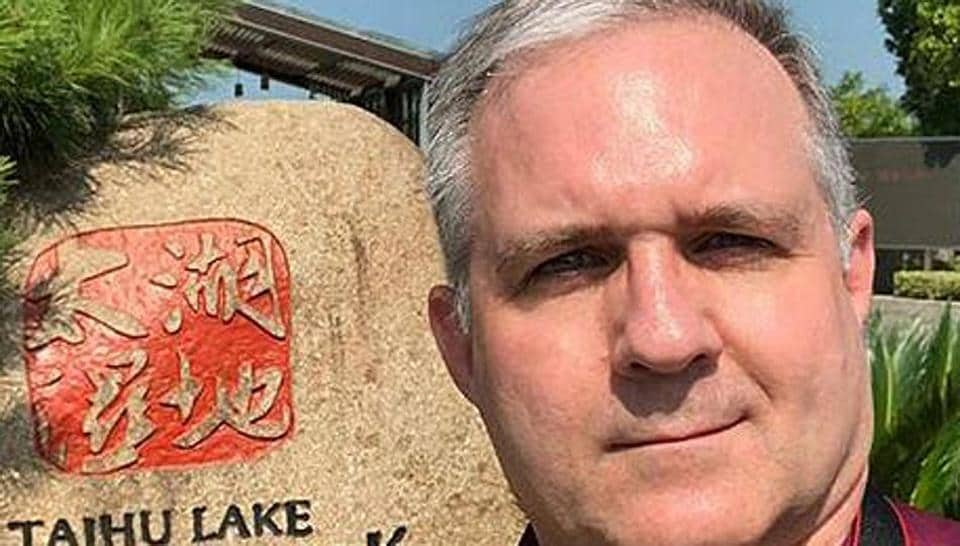 The United States on Wednesday formally protested over the arrest in Russia of former US marine Paul Whelan, who has been jailed on charges of espionage since December. (Photo AFP)