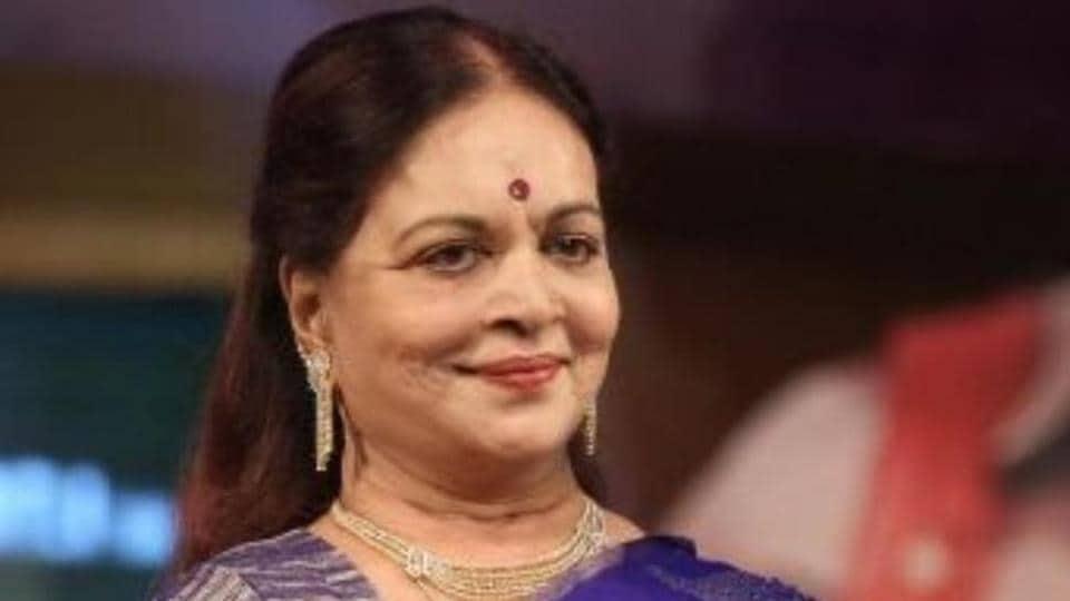 Veteran actress-director Vijaya Nirmala dead at 75