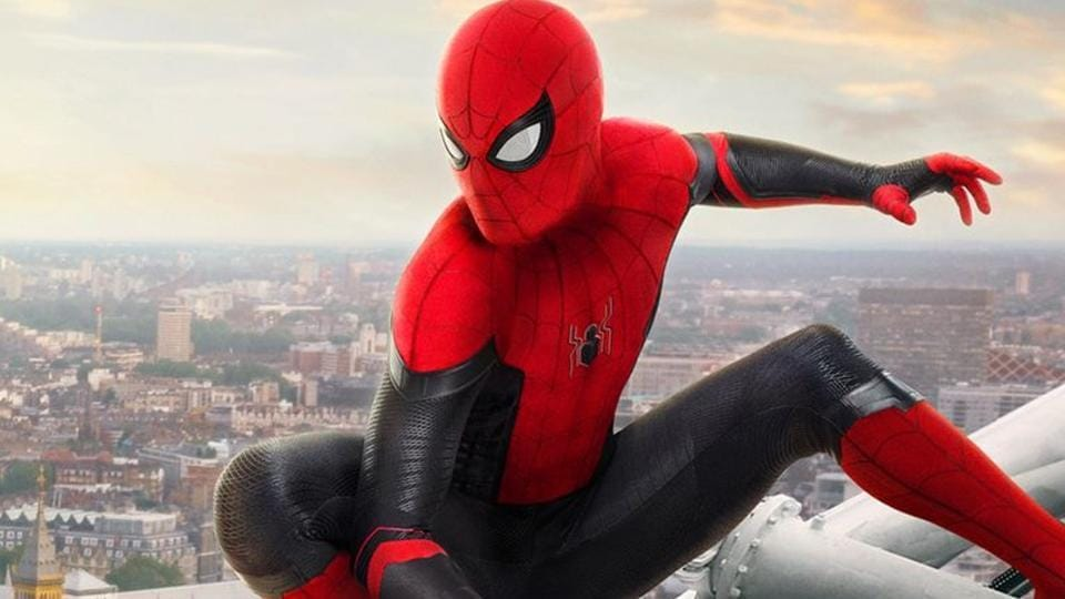 Tom Holland stars as Peter Parker in Spider-Man: Far From Home.