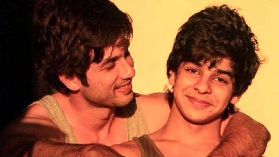 Shahid Kapoor and Ishaan Khatter will share screen space for the first time.
