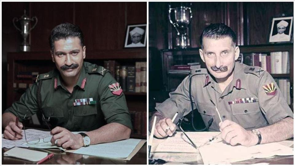 Presenting Vicky Kaushal As Field Marshal Sam Manekshaw — Trending