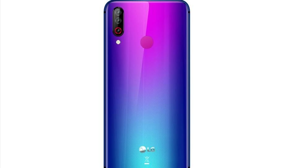 lg w30 price in india