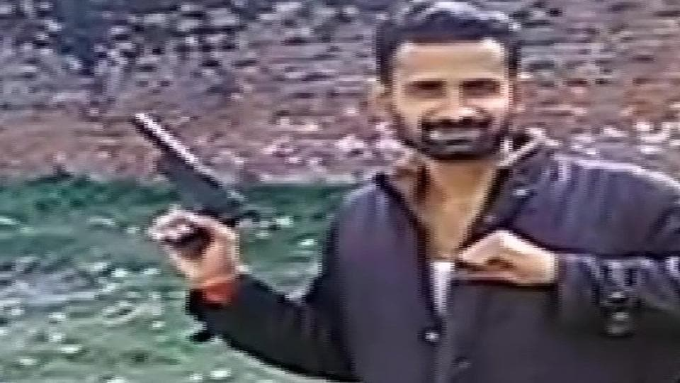 A video of jail inmates seen holding a firearm inside a jail in Uttar Pradesh was widely shared on social media on Wednesday, bringing the focus back on  security inside prisons in the state.