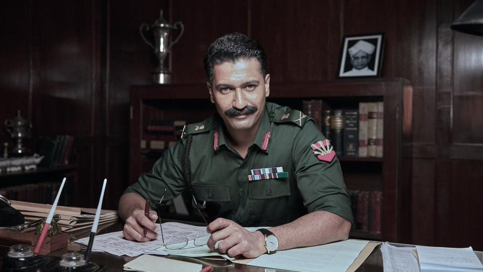 Vicky Kaushal as Field Marshal Sam Manekshaw