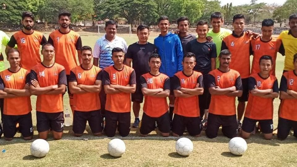 Bombay Engineer Group won the championship title of the super division of the Pune District Football Association League 2018-19 played at the PDFA ground in Dobarwadi on Thursday.