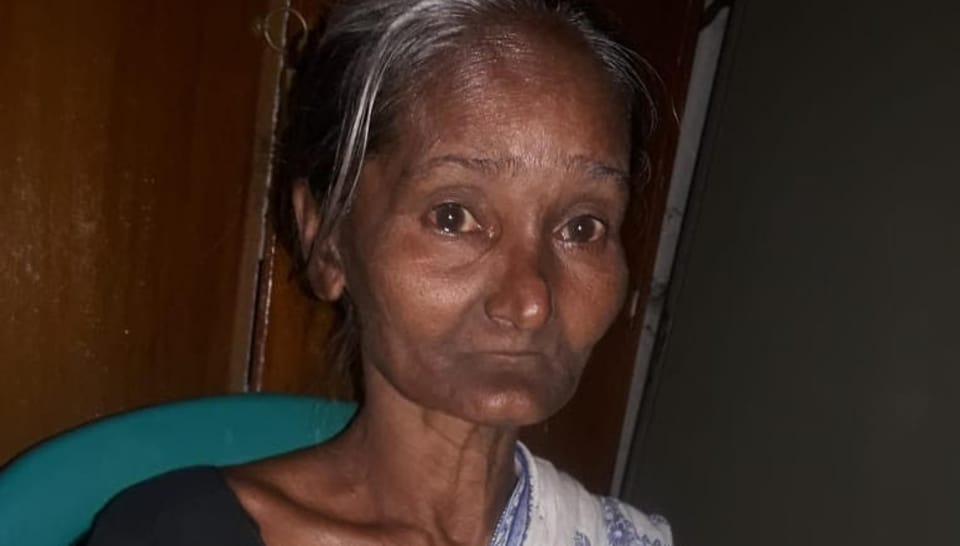 According to Singh, that person appeared for two times after which Madhumala Das was declared a foreigner ex-parte in 2016, a good decade after her death.