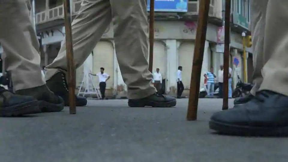 """Biaora police station in-charge DP Lohiya said, """"Mother of a five-year-old boy came on Wednesday to register an FIR alleging that a boy had hit her son with stone and also hurled abuses on him."""