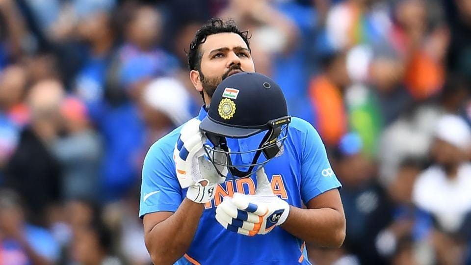 India's Rohit Sharma is just 2 sixes away from breaking MS Dhoni's tally of most sixes by an Indian in ODIs
