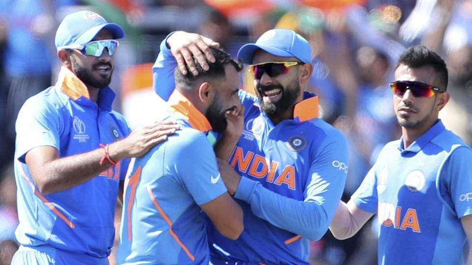 India Vs West Indies Highlights World Cup 2019 Kohli