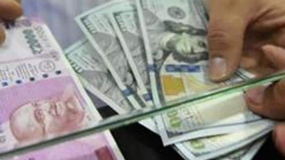 The rupee appreciated by 16 paise to 68.79 against the US dollar in opening trade Wednesday, driven by positive opening in domestic equities and weakening of the greenback in overseas markets.