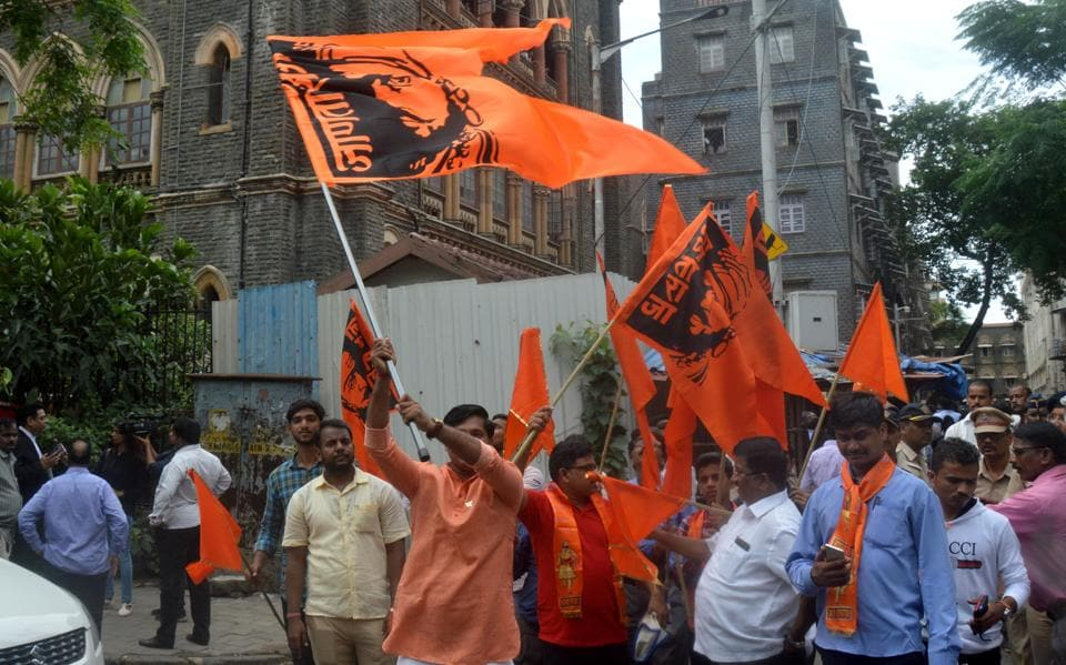 Prominent thinkers, students and activists of Maratha protest welcomed the Bombay High Court's decision on Maratha reservation.