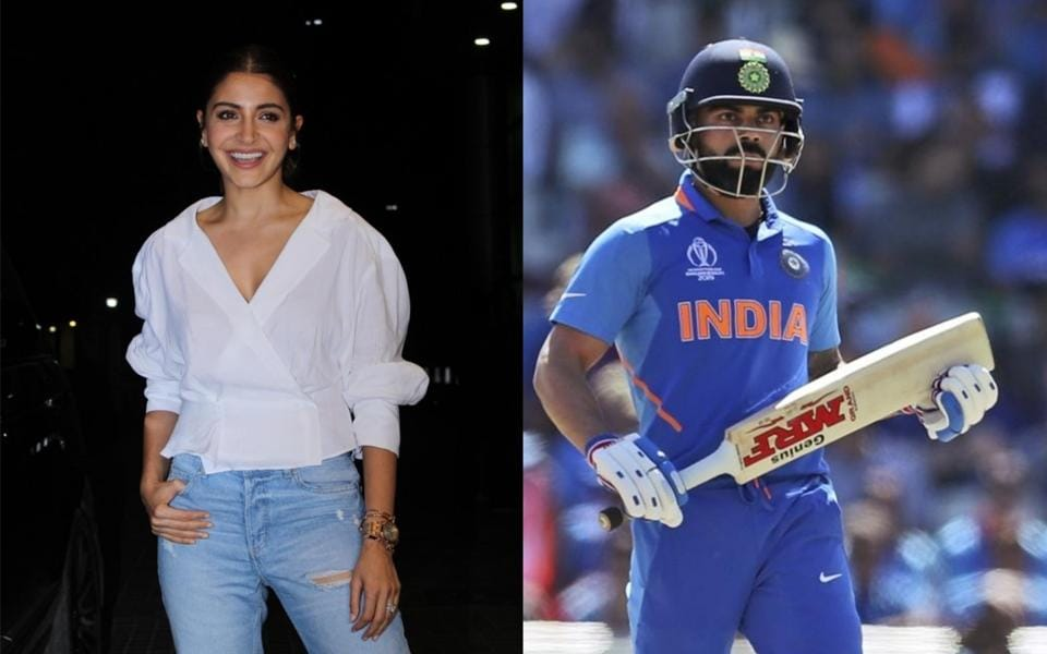 Anushka Sharma is spending time with Virat Kohli in England and also managing her photo shoot in Brussels.