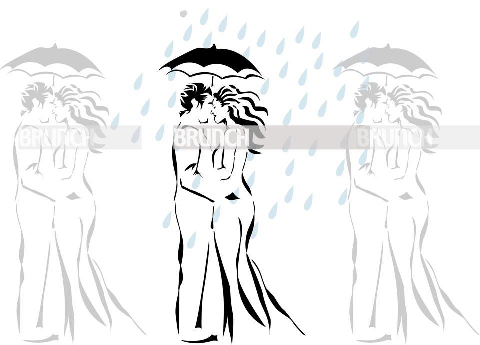 Humour Romancing The Rains Brunch Columns Hindustan Times