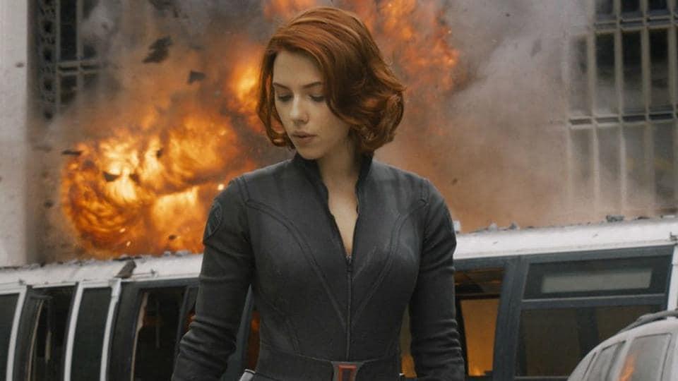 Black Widow Set Pictures Videos Leaked Online Scarlett