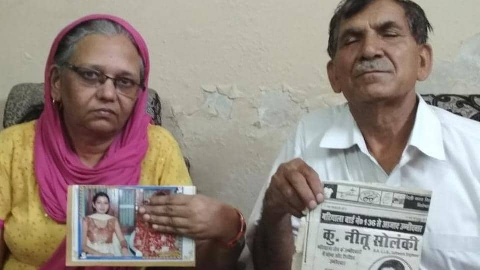 """Neetu Solanki's father, Kartar Singh Solanki, alleged that the police have been hostile towards him and his wife since the early days of the probe, which he alleged was to """"dissuade them from pursuing the case""""."""