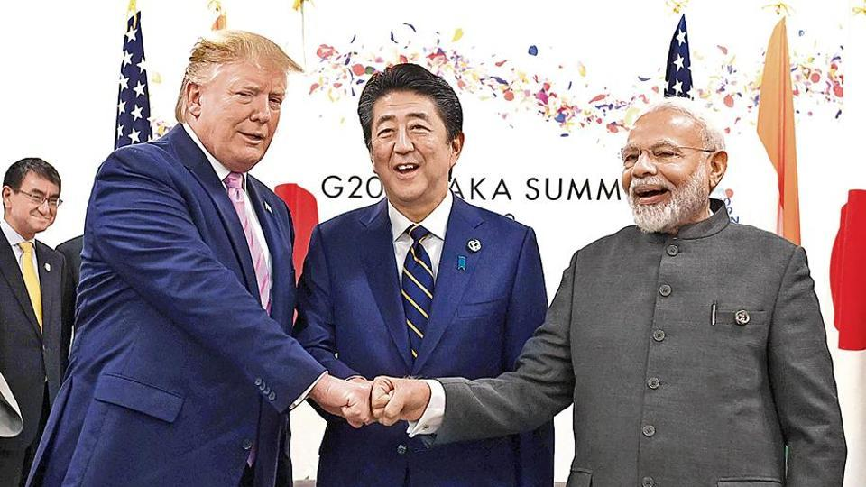 The people familiar with the discussions said the new commerce minister, Piyush Goyal, and the minister of state, Hardeep Puri, a seasoned negotiator, could handle the trade issues.