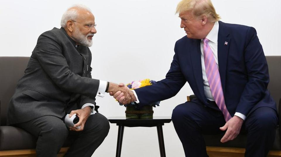 PM Modi said before the talks that the key topics they would discuss include Iran, 5G, bilateral relations and defence relations.