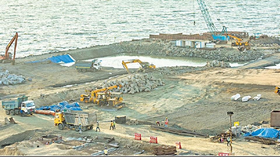 BMC,Mangrove Foundation,environment clearance