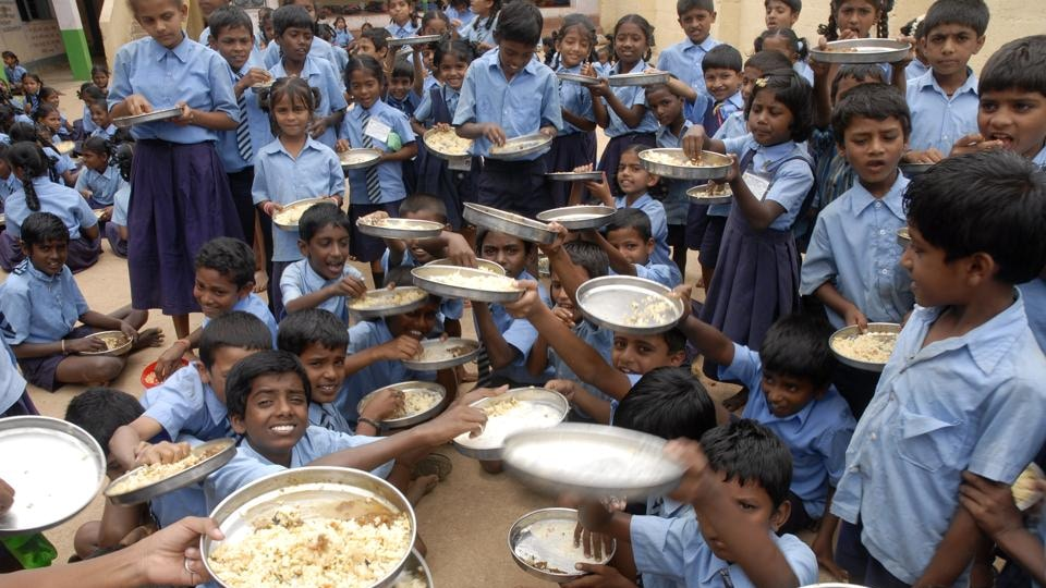 West Bengal BJP president Dilip Ghosh has slammed the state government for its directive on construction of dining rooms for midday meals in state-run schools in Cooch Behar district. (Mint File Photo)