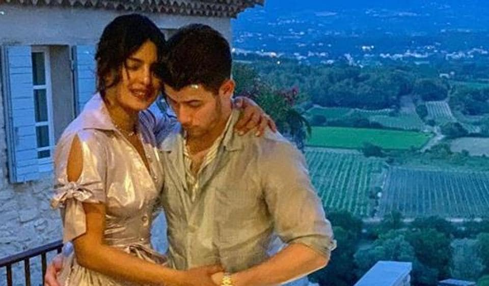 Priynka Chopra and Nick Jonas are currently in France to attend the wedding of his brother Joe Jonas and Game of Thrones actor Sophie Turner.