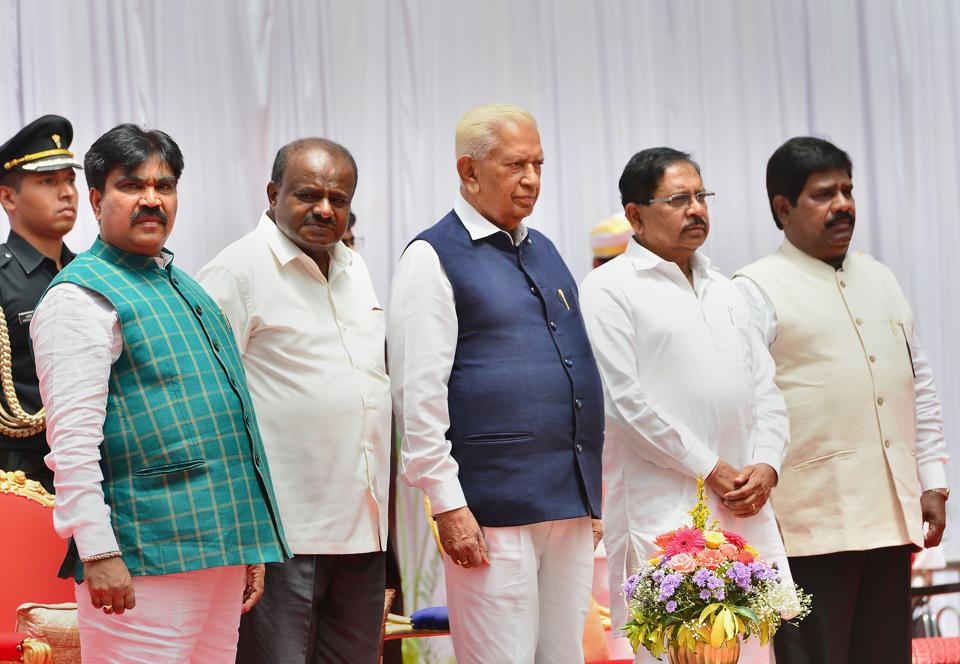 The coalition is bracing itself for the session with renewed confidence that with the induction of the two Independent MLAs – H Nagesh and R Shankar – into the state Cabinet it had stymied any possible attempt by the opposition Bharatiya Janata Party to topple the alliance.