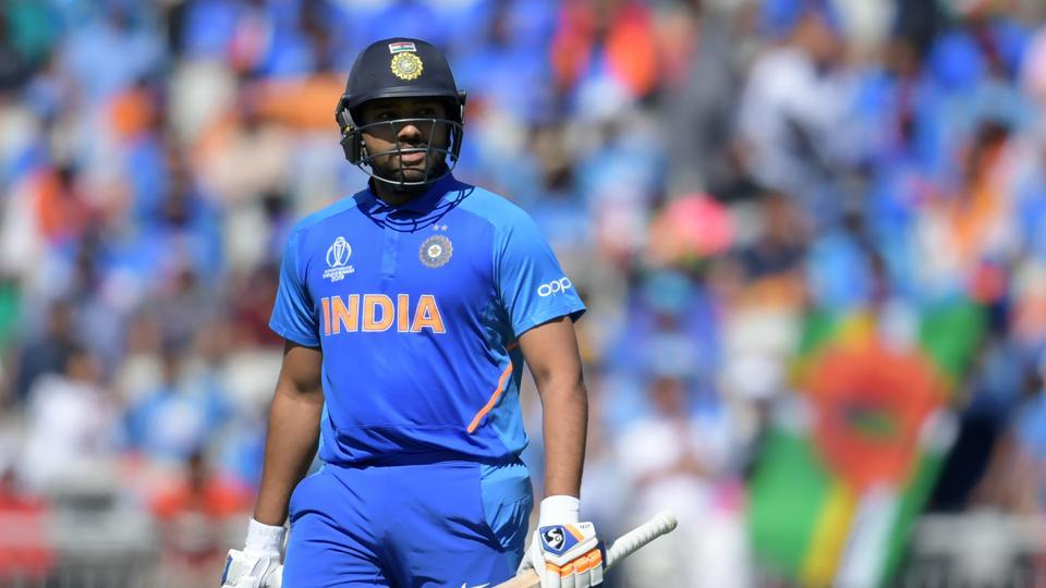 The verdict left Rohit Sharma flabbergasted as he walked off shaking his head.