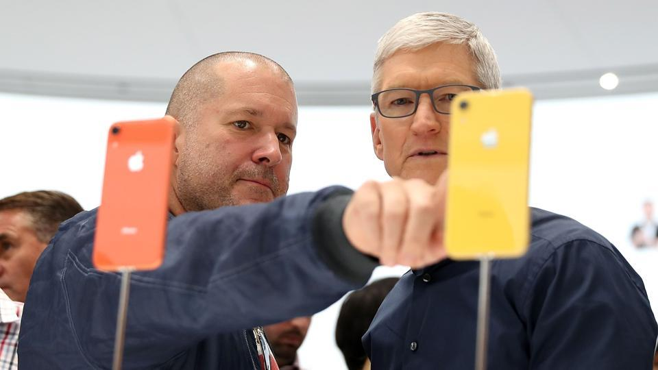 Apple announced ts star design chief Jony Ive, who played a key role in the development of the iPhone and other products, was leaving to set up his own firm.