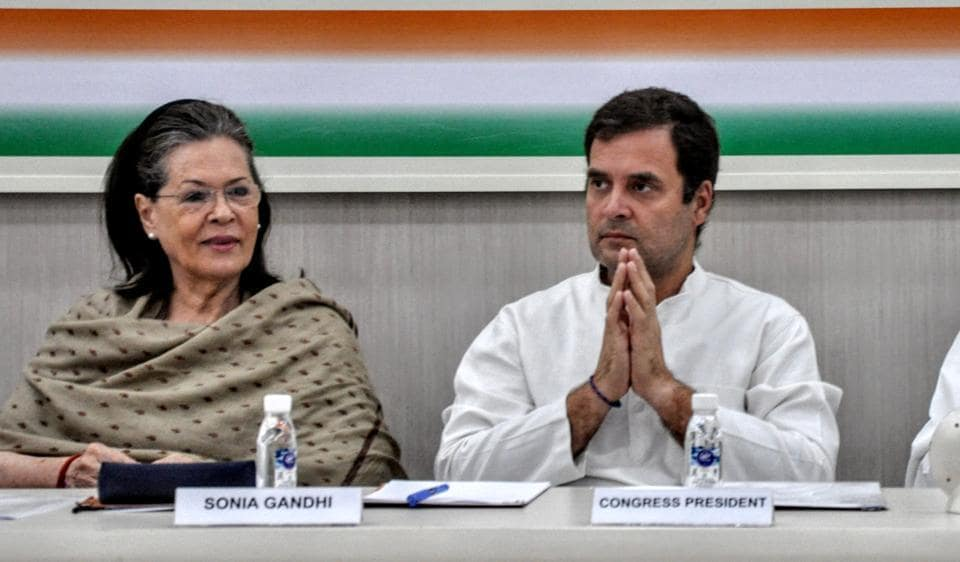For real change, the Congress needs a new leader. One who does not need to seek the approval or affection of the Gandhis and is able to be her own person