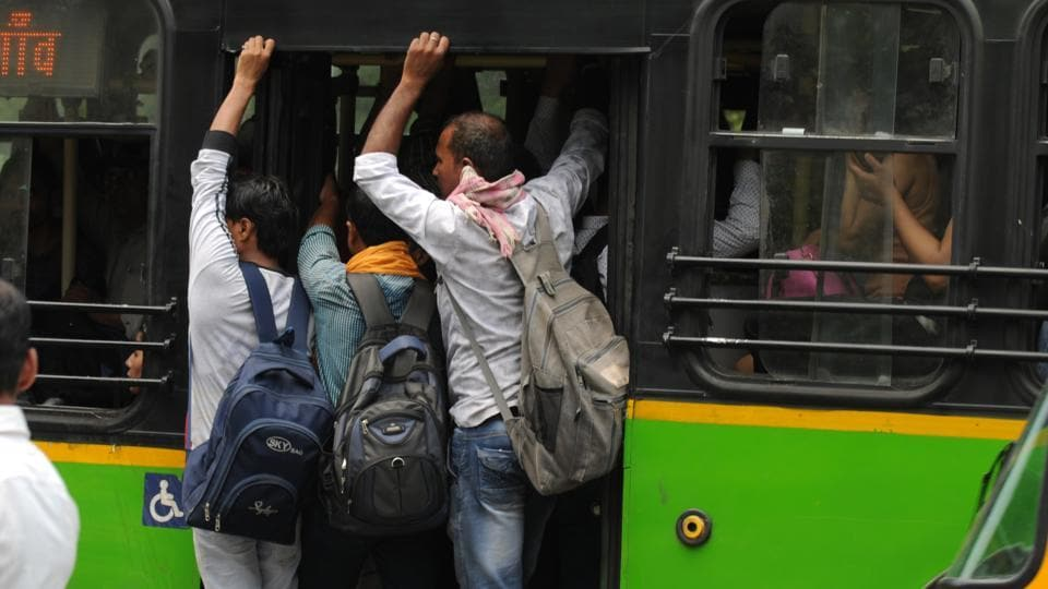 Google Maps to predict crowd situation on buses, trains (representative image)