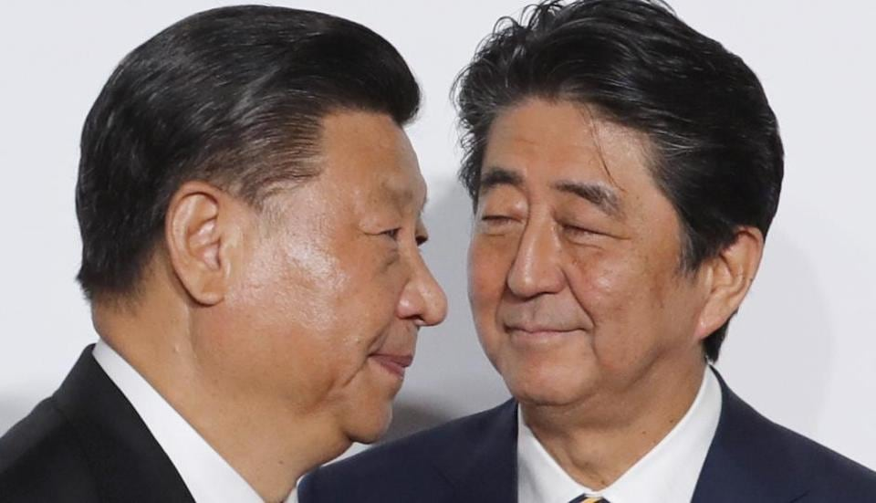 "China warned that protectionism and ""bullying"" were threatening the world order as President Xi Jinping met other leaders at the G20 summit ahead of high-stakes talks with Donald Trump."