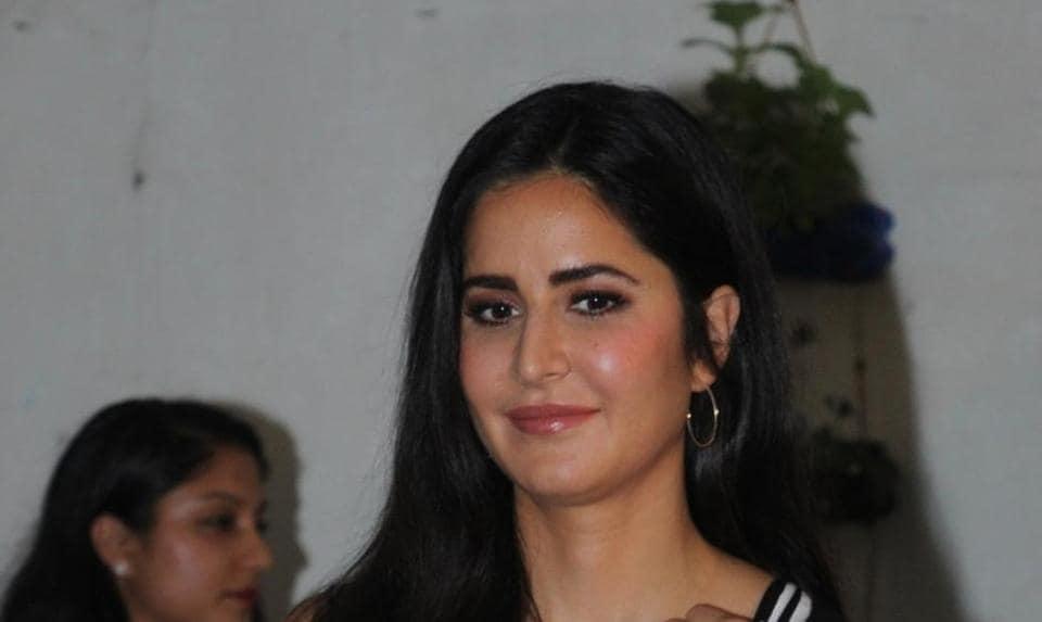 Katrina Kaif at the screening of Bharat, in Mumbai on June 12.