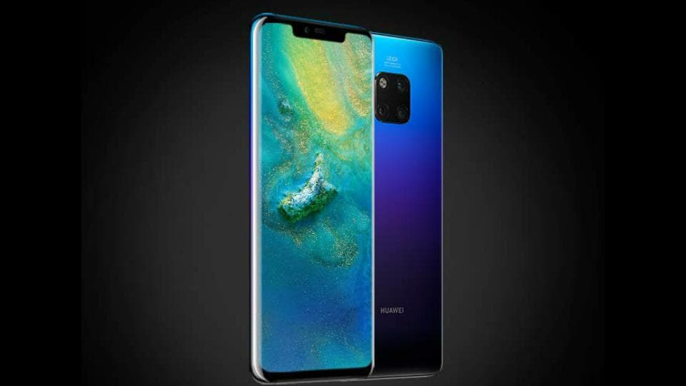 Huawei Mate 20 Pro will be succeeded by the new Mate 30 series.
