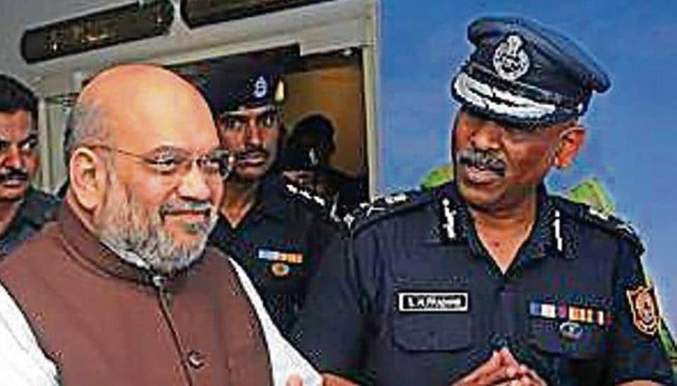 Amit Shah Asks NDRF To Build Central Database Of Disaster