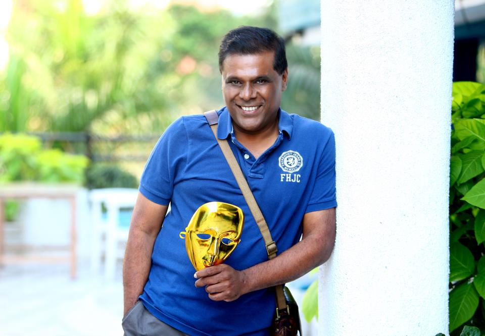 Actor Ashish Vidyarthi uses elements of theatre, his experience as an actor in his motivational talks.