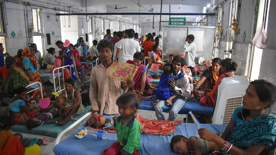 The epidemic of child deaths in Muzaffarpur in Bihar has made been making headlines for the past two weeks