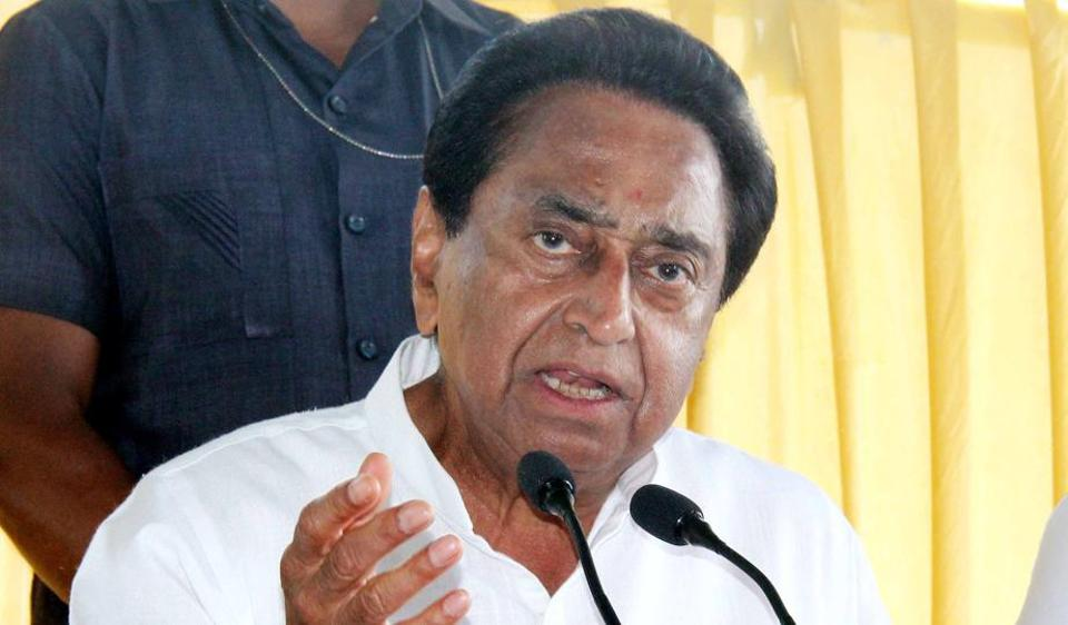 Cricket bat should be used to symbolise nation's victory, not defeat of democracy, Madhya Pradesh Chief Minister Kamal Nath said Friday