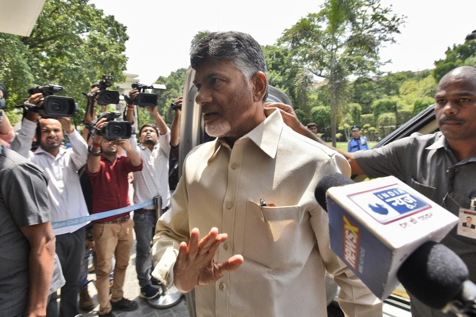 Commenting on the reduction of security to him, TDP president Chandrababu Naidu said he was not unduly worried about it.