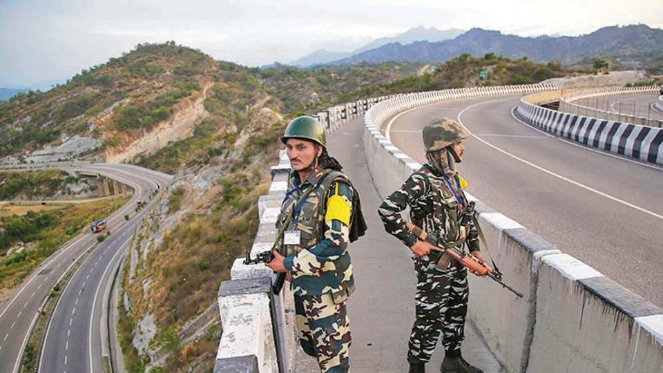 Amarnath yatra,Central Reserve Police Force,CRPF