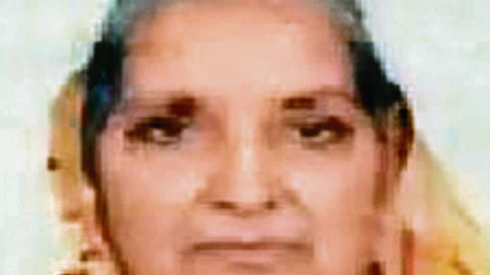 Police said the suspected robber, identified as Gidesh Kumar, was caught red-handed ransacking the house by the elderly woman's family members.