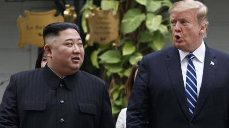 """In an unusually fast and public response, within hours of Trump's tweet the North's official KCNA news agency quoted Vice Foreign Minister Choe Son Hui as saying the offer was """"a very interesting suggestion"""" but that no official request had been received."""