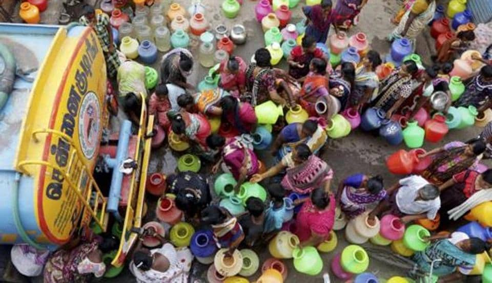 The conflict between economic growth and environmental destruction, of which water scarcity is now an important aspect, is often seen as a given. However, India has done much worse on this front than others.