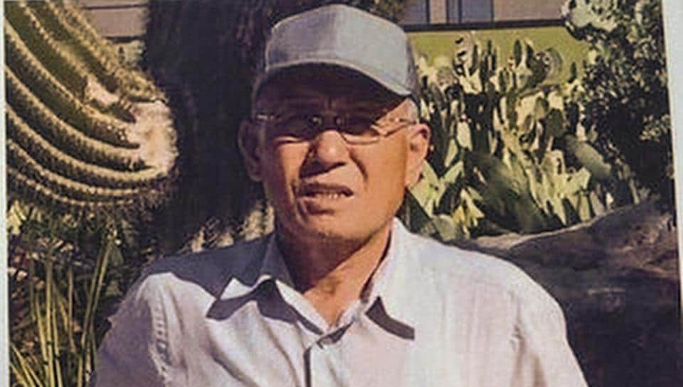 This image provided by the Los Angeles County Sheriff's Department shows 73-year-old Eugene Jo. Searchers have found Eugene Jo, a hiker who has been missing in the mountains north of Los Angeles for a week. (Los Angeles County Sheriff's Department via AP)