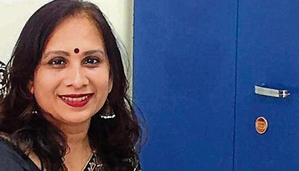 Nikita Kothari, principal, Narayana e-Techno School, Kalyan