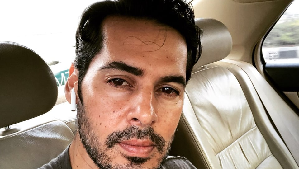 File photo of actor Dino Morea. (Picture by @DinoMorea9)