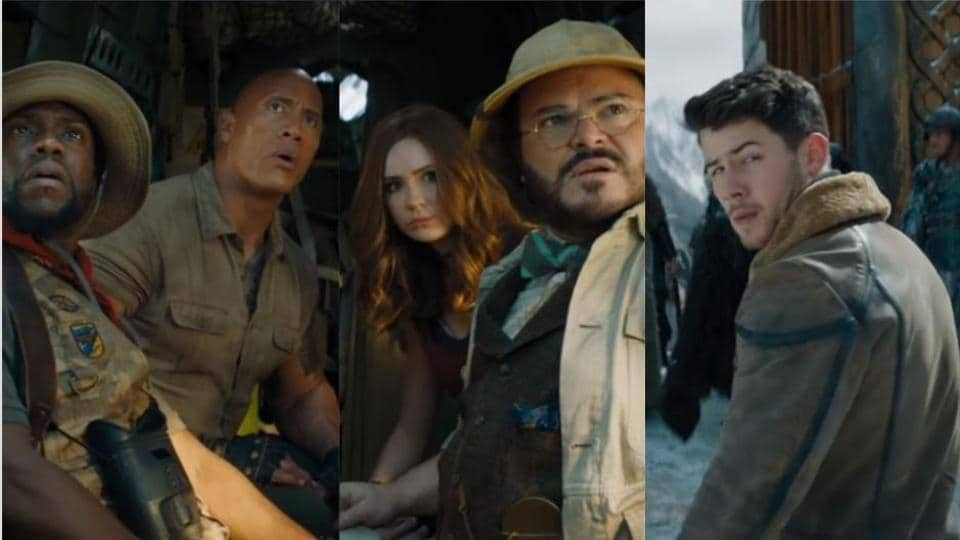 Two New Characters Introduced In The Jumanji: The Next Level Trailer