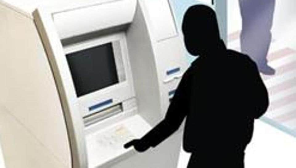The arrested man specialised in uprooting ATMs and cut open the cash tray with a gas cutter, the police said.