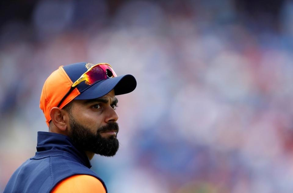 Virat Kohli expressed his displeasure about the short boundary of Edgbaston after India's defeat to England.